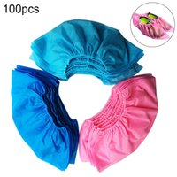 100pcs Disposable Shoe Cover Dustproof Non- slip Dhoe Cover C...