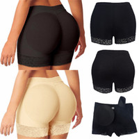 Body Shaper Ladies Nude Black Butt Lift Panties Hot Shapers Pantalones Mujer Butt Lifter Trainer Lift Butt and Hip Enhancer Panty Plus Tamaño