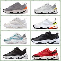 NMTK1A Buack Monarch the M2K Tekno Dad Sports Running Shoes ...
