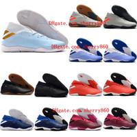 2020 top zapatos de fútbol de la calidad Nemeziz 19.3 EN TF fútbol sala grapas messi botas de fútbol Nemeziz 19 scarpe da calcio