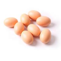 Simulación de bricolaje Huevo de madera Realista Huevos del Día de Pascua Juguetes para niños Niños Pintada Pintado Juguete Desgaste Resistente 1 2dd BB