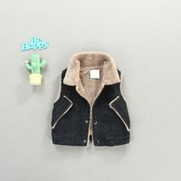 2018 Casacos Infantil Kids Menina Boy Fall And Winter Sleeve...