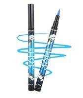Горячие продажи YANQINA 36H водонепроницаемый карандаш для глаз Карандаш жидкий макияж красота Косметика точность 4 цвета жидкая подводка для глаз