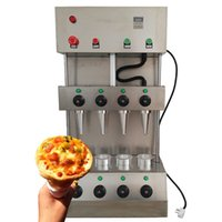 máquina Pizza Cone Equipamento de comércio industrial Pizza Cone faz a máquina Elétrica e Pizza Forno Máquina de preço