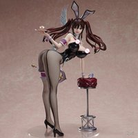 GZTZMY Родные Райта Magical серии Девочка Erika Kuramoto мягкое тело кролика Ver. ПВХ фигурку Статуя Anime Sexy Girl Model Игрушки T200603