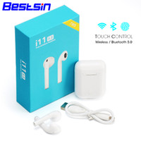 i11 Tws Wireless Earphone Bluetooth headset 5. 0 Earbud Touch...