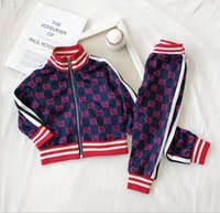 2019 Baby Clothes for Kids Sport Suit Spring Fall Set Veteme...
