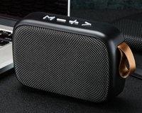 Kablosuz Bluetooth Mini Hoparlör FM Radyo Subwoofer Açık Yaşam su geçirmez Plaj Taşınabilir HiFi Cep Telefonu Hoparlörler Büyük Büyük Ses
