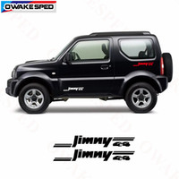 2pcs 50cm Sticker For SUZUKI Jimny 4X4 Off Road Vinyl Decals...