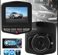 """2,4"""" de vídeo Mini Car DVR Camera Dashcam completa HD1080P GT300 Recorder G-Sensor Night Vision Camera 2020 DHL"""