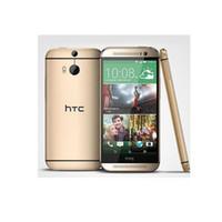 """الأصلي مجدد HTC ONE M9 مقفلة الهاتف المحمول رباعية النواة 5.0 """"شاشة تعمل باللمس الروبوت GPS WIFI بلوتوث 3GB RAM 32GB ROM الهاتف المحمول"""
