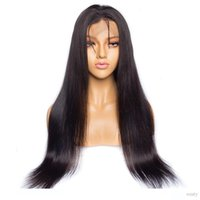 360 Frontal Full Lace Human Hair Wigs Pre Plucked With Baby ...