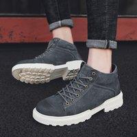 Trabalho Exército Shoes Tamanho 39-44 botas de neve Inverno Mens Botas Força Especial de couro impermeáveis Desert Combat Botim * 8661
