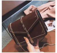 Mini Envelope Tassel Bags Shoulder Single Strap bags Fashion...