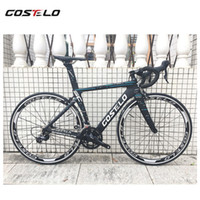 2019 Costelo Speedcoupe full carbon fiber road bike frame co...