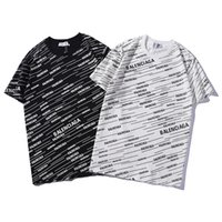 Mens & Womens Brand T Shirt 2019 Summer New Trend Clothes Ca...