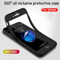 For iphone x phone case silicone 360 degree all- inclusive an...