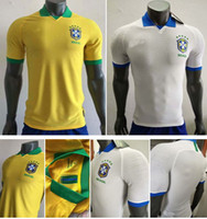 418455637 New Arrival. Player version 2019 2020 Brazil soccer jerseys G.Jesus  Coutinho Marcelo Willian Firmino RICHARLISON COPA AMERICA 19 20 football  shirts