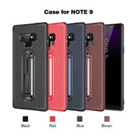 Hidden Kickstand Case Scratch Proof Drop Soft TPU+ PC Case Fo...