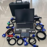 heavy duty truck diagnosis tool scanner dpa5 Dearborn Protocol Adapter No bluetooth usb link laptop d630 with hdd full set cables