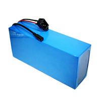 1500W 18650 52V Batteriesatz für E-Bike E-Scooter 52V21AH 52V20AH 52V23AH14s8p QB 18650 Batteriesatz BMS 1200w und 2A-Ladegerät