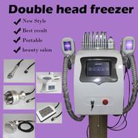 5 in 1 macchine di cryolipolysis grasso freeze corpo che dimagrisce macchina lipo laser cavitazione RF cryo lipolisi macchine di perdita di peso