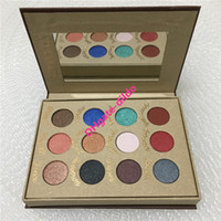 Hot Stocking trucco Palette Libro magico 12 colori Trasporto Eyeshadow Palette Eye Shadow nudo Epacket libero