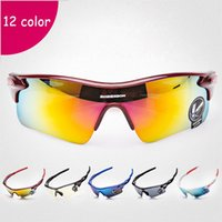 Bike Eyewear Bicycle Sunglasses Cycle Sun Glasses Outdoor Sp...