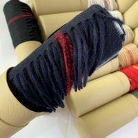 С круглой коробкой трубки 2021 зимний унисекс топ 100% кашемировой шарф классический чек шарфы женщины мужчины пашмина шали и шарфы