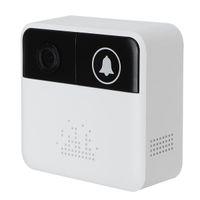 Sans fil WiFi Intercom intelligent HD Video Camera Phone Sonnette Accueil Anneau de Bell