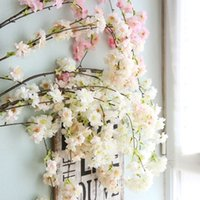 135cm Artificial High- end Simulation Cherry Blossoms Plant F...
