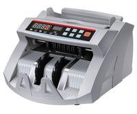 بيل عداد، 110 فولت / 220 فولت، وعداد النقود، ومناسبة لدولار يورو الولايات المتحدة إلخ. آلة عد النقود متعددة العملة
