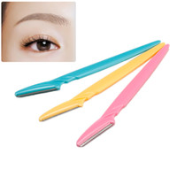 Eyebrow Knife Eyebrow Razor Facial Remover Shaver Makeup Eye...
