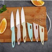 Küche Edelstahl-Messer für Obst Gemüse Sushi Keramik Obstmesser Camping Messer Kochen Werkzeuge