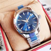 Лучшие автоматические часы для мужчин Aqua 39mm Terra Quality Watch 8500 Автоматические часы Сапфировый стеклянный дайвер прозрачный задний Водонепроницаемые часы