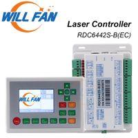 RDC6442S نظام التحكم بالليزر لآلة نقش ليزر CO2. اللوحة الرئيسية لليزر لثاني أكسيد الكربون