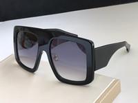 nuove donne di modo occhiali da sole CATWAIK grande piazza occhiali a gabbia superiore UV protezione qualità eyewear popolare stile POWER d'avanguardia 2 con box