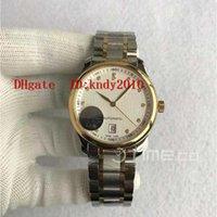 MKF Master Koleksiyonları Saatı L26285777 Erkek Kol Saati Iki Ton YG Paslanmaz Çelik Baskı Safir Kristal A.2824 Otomatik İzle