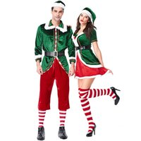 Free shipping New Christmas Couple Clothing Europe and Ameri...