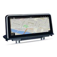 Car autoradio Player GPS Navigation For X1 E48 2016 NBT Radio Head Unit Px6 Processor Six Cores Android 9 Screen car dvd