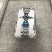 Montres pour femmes Mens Montres Protection Boîte en plastique Montre Boexes GFITS STROAGE Boîtes Boîtes de surveillance professionnelle Boîte
