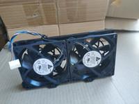 Oryginalny Delta QFR0912VH DSB0912M HUB43-A00 12V 0.19A 9CM 9025 90 * 90 * 25mm 2 -Wire fan