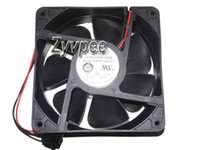 TT 120x120x38mm 1238HH24B-WDB 3HAC 029105-002 / 01 12cm 24V 0.70A 2Wire serveur Fan