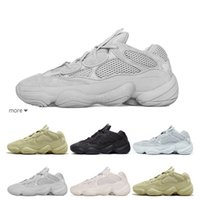 2019 New Salt 500 Kanye West Casual Shoes Men Designer Shoes...