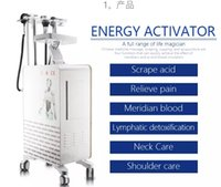 HPT Güzellik Salonu Ekipmanları, Yüksek Kalite 6 1 hpt kavitasyon rf vakum titreşim vücut masajı makine fizyoterapi enstrümanda