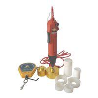 Navio livre Via DHL Garrafa nivelamento da máquina portátil de energia pneumática vedação das garrafas de embalagens tampa equipamento tampando gama 1-50mm