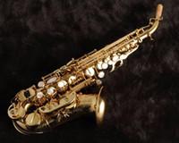 Yeni Geliş Yanagisawa SC-991 Yüksek Kalite Pirinç Altın Vernik Soprano Saksafon B-flat Müzik Aletleri Saksafon Ücretsiz Kargo