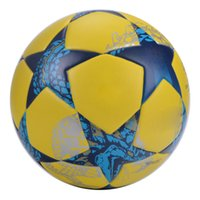 New Football Ball Official Size 4 Size 5 Soccer Ball League ...