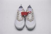 مع مربع 2.0 رجالي أحذية قبالة ويست VPM مصمم FK الترفيه أحذية أسود أبيض عارضة تنفس أحذية رياضية 5.5-11