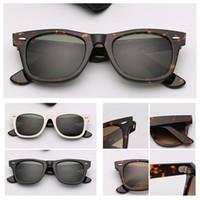 Designer-Sonnenbrillen Top-Qualität Damen Mode Sonnenbrille Mensentwerfer Sonnenbrille Des Lunettes De Soleil mit Ledertasche Kleinpaket